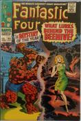 Fantastic Four (UK Edition, Vol. 1) #66
