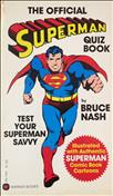 The Official Superman Quiz Book Book #1