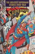Greatest Superman Stories Ever Told Book #1 Hardcover