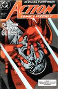 Action Comics #605