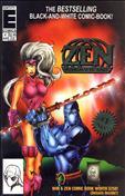 Zen Intergalactic Ninja (6th Series) #1