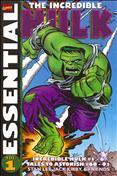 Essential Incredible Hulk #1  - 3rd printing