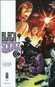 Black Science #2  - 3rd printing