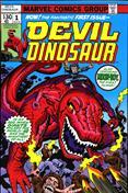 Devil Dinosaur By Jack Kirby Omnibus #1 Hardcover