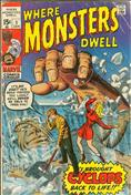 Where Monsters Dwell #1