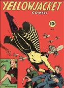 Yellowjacket Comics #2