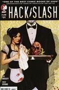 Hack/Slash: The Series #21 Variation B