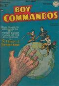 Boy Commandos (1st Series) #27