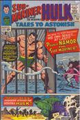 Tales to Astonish (Vol. 1) #70