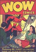 Wow Comics (Fawcett) #1