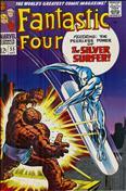Fantastic Four (Vol. 1) #55