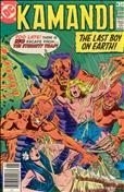 Kamandi, the Last Boy on Earth #54
