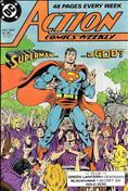 Action Comics #606