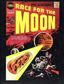 Race for the Moon #2  - 2nd printing