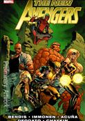 New Avengers (2nd Series) Book #2