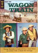 Wagon Train (Gold Key) #2