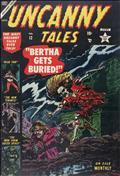 Uncanny Tales (1st Series) #12