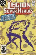 The Legion of Super-Heroes (2nd Series) #302