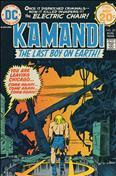 Kamandi, the Last Boy on Earth #20