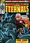 The Eternals Book #1 Hardcover