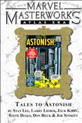 Marvel Masterworks: Atlas Era Tales to Astonish #1
