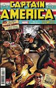 Captain America Anniversary Tribute #1 Variation A