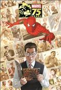 Marvel 75th Anniversary Omnibus #1 Hardcover