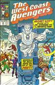 West Coast Avengers #22