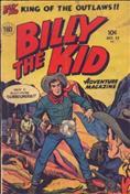 Billy the Kid Adventure Magazine #13