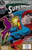 Adventures of Superman #482