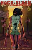 Hack/Slash: Resurrection #1 Variation A