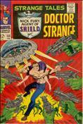 Strange Tales (1st Series) #153