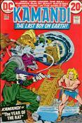 Kamandi, the Last Boy on Earth #2