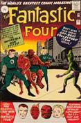 Fantastic Four (UK Edition, Vol. 1) #11