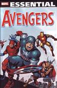 Essential Avengers #1  - 2nd printing