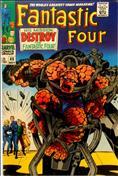 Fantastic Four (UK Edition, Vol. 1) #68