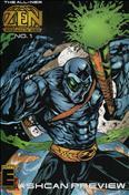Zen Intergalactic Ninja Color (2nd Series) Ashcan #1