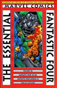 The Essential Fantastic Four #2