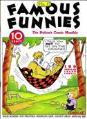 Famous Funnies #13