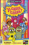 Yo Gabba Gabba! Free Comic Book Day! Free Comic Book Day #2012