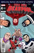 You Are Deadpool #4 Variation A
