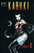 Kabuki: Fear the Reaper #1