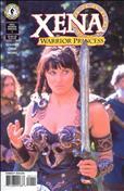 Xena: Warrior Princess (Dark Horse) #1 Special Cover