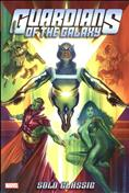 Guardians of the Galaxy Solo Classic Omnibus #1 Hardcover