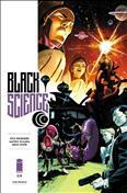 Black Science #1  - 3rd printing