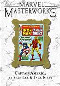 Marvel Masterworks: Captain America #1 Variation B