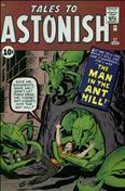 Tales to Astonish (Vol. 1) #27