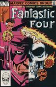 Fantastic Four (Vol. 1) #257