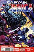 Captain America (7th Series) #21