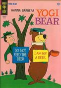 Yogi Bear (Gold Key) #23